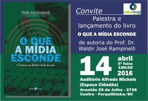 Convite Rampinelli